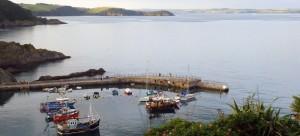 Mevagissey Harbour