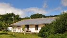 Eco Lodge Studio Self Catering holiday in Cornwall