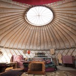yurt holiday cornwall