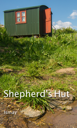 Shepherd's Hut Selfcatering Holiday Cornwall Glamping