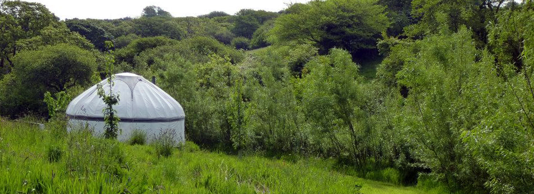 Glamping and Yurt Eco-Holidays