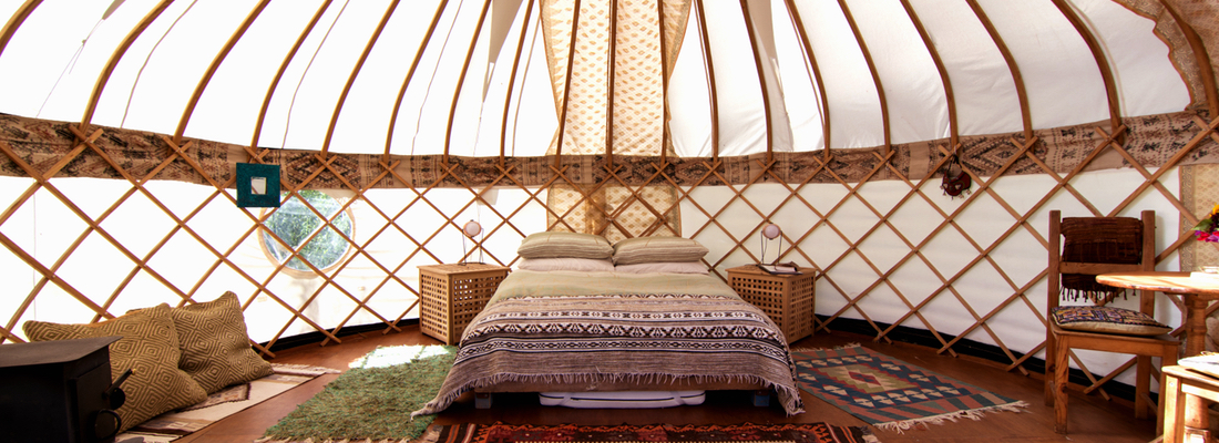 Cotna Yurts