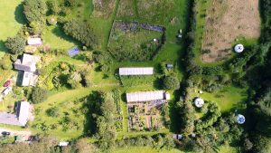 Cotna gardens, Yurts and Farmhouse