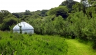 yurts glamping self catering holiday cornwall